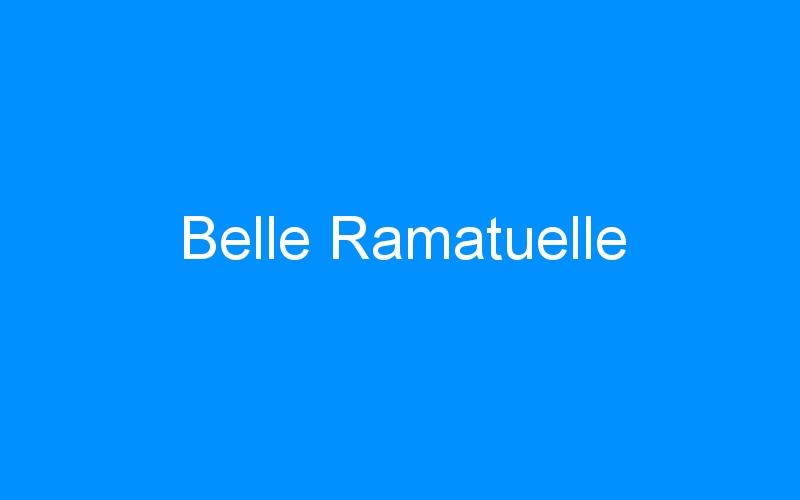 Belle Ramatuelle