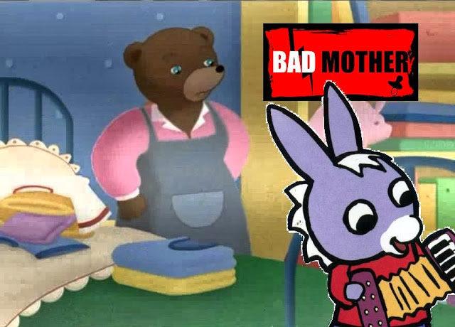 L'impact de la télévision chez les tous-petits #BadMother