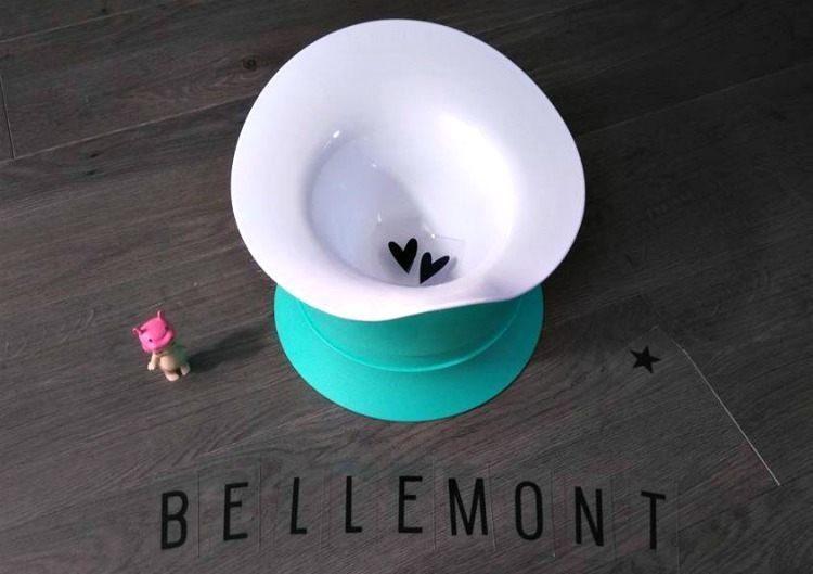 L'apprentissage de la propreté avec le pot évolutif Bellemont !